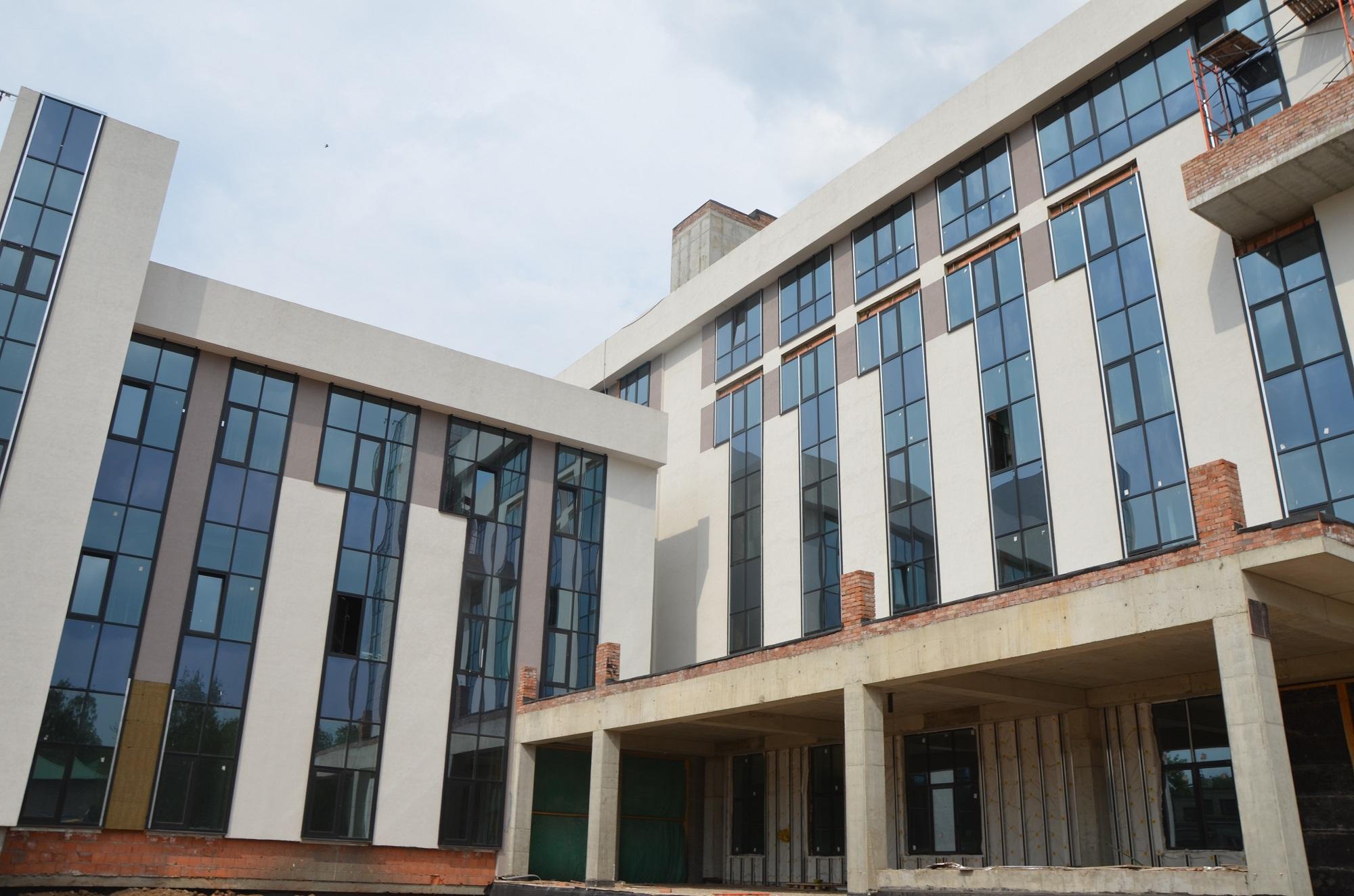ВСамаре сорвали открытие кардиохирургического центра