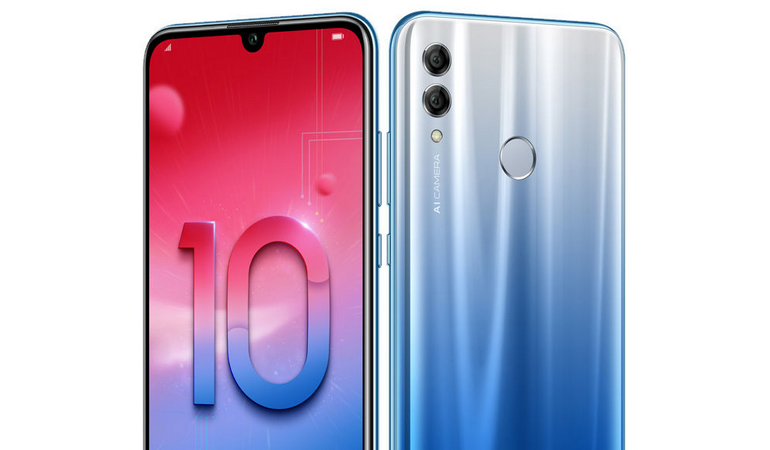 Перечислили пять лучших черт бюджетного смартфона Honor 10 Lite