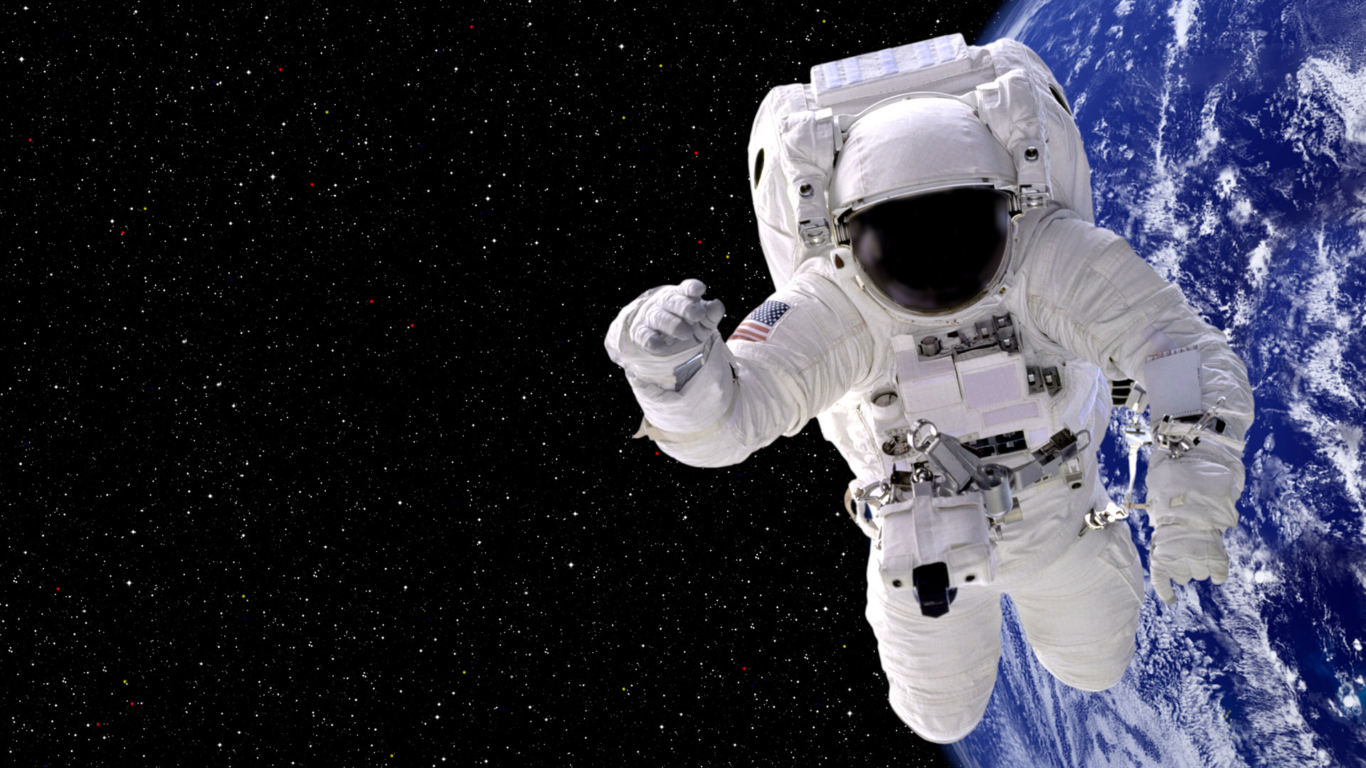 astronauts that have been in space - HD 1920×1080