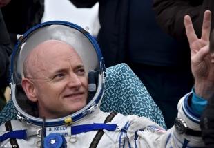 У американского астронавта нашли изменения в генном коде
